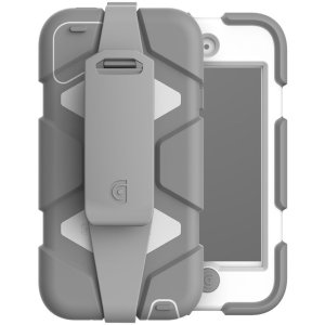 The Griffin Survivor Medical case for iPod Touch 5G / 6G has been designed specifically for use in a medical environment. This durable, super tough case has been drop tested on concrete and repeatedly disinfected to prove its eligibility for hospitals.