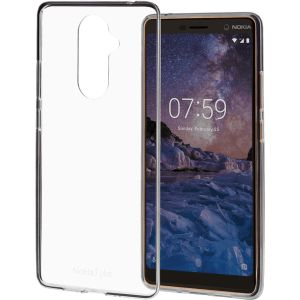 Protect your brand new Nokia 7 Plus with this Official Nokia Hybrid Crystal Clear case. Scratch-resistant and crystal clear surface will allow you to showcase and preserve the beauty and elegance of your handset, keeping it free from damage.