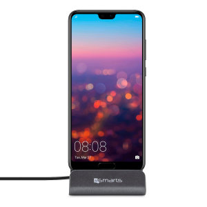 Synchronise and charge your Huawei P20 Pro with the stylish, useful and compact VoltDock desktop dock from 4smarts. This handy dock also doubles as a desk stand, allowing you to display your device in pride of place on any flat surface.