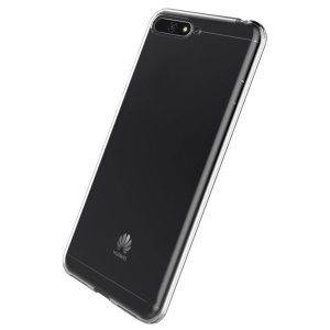 Custom moulded for the Huawei Honor Y6 2018, this clear Ultra-Thin case by Olixar provides slim fitting and durable protection against damage.