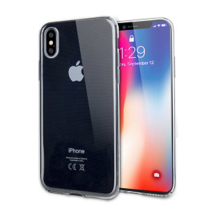 This ultra-thin 100% transparent gel case provides a very slim fitting design, which adds no additional bulk to your iPhone X. Offering durable protection against damage, while revealing the beauty of your phone from within.