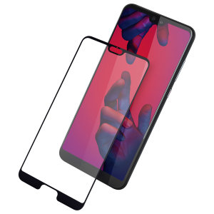 This ultra-thin tempered glass screen protector for the Huawei P20 Pro offers toughness, high visibility and sensitivity all in one package.