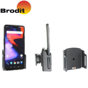 Use your smartphone, with or without its case, safely in your vehicle with this small, neat and discreet Brodit Universal Passive holder - complete with tilt swivel. Suitable for phones between 70 and 83mm in width.