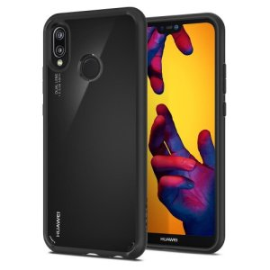 Protect your Huawei P20 Lite with the unique Ultra Hybrid black bumper from Spigen. Complete with a clear back and air cushion technology to show of and protect your P20 Lite's sleek modern design.