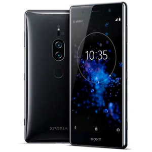 Unlocked 64GB Sony Xperia XZ3 in black. With a 5.7 inch display featuring a 1080 x 2160 resolution, dual 19MP+12MP camera and running Android - this Sony smartphone is ready for anything you can throw at it!