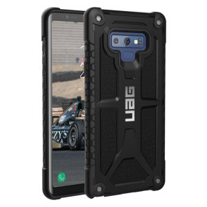The Urban Armour Gear Monarch in black for the Samsung Galaxy Note 9 is quite possibly the king of protective cases. With 5 layers of premium protection and moulded from the finest materials, your Galaxy Note 9 is safe, secure and remains stylish.
