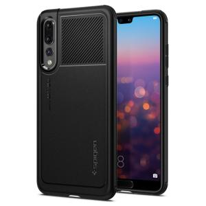 Meet the newly designed marked armor case for the Huawei P20 Pro. Made from flexible, rugged TPU and featuring a mechanical design, including a carved stripe pattern texture, the marked armor tough case in black keeps your phone safe and slim.