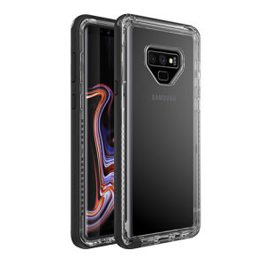 Protect your Galaxy Note 9 and gear up for adventures with this all new Lifeproof NEXT tough case in Black Crystal colour set. Experience the best of both worlds - a sleek and refined protection, and an unobstructed access to all of the phone's features.