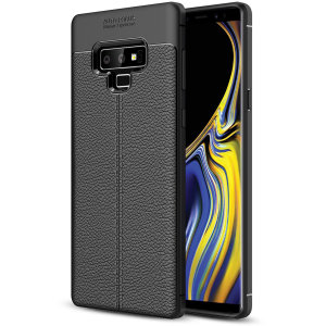 Flexible, rugged casing with a premium textured non-slip leather-effect and smooth matte finish, allied to beautiful engineered lines and executive looks, make the Olixar Attache a case for the discerning Note 9 user. Sleek, light and very robust.