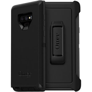 Protect your Samsung Galaxy Note 9 with the toughest and most protective case on the market - the OtterBox Defender Series Screenless Edition in black.