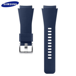 Treat your brand new Samsung Galaxy Watch with the ultra-high quality silicone strap in blue. Comfortable, durable and stylish, this 22mm strap is the perfect way to personalise your Samsung Galaxy Watch.