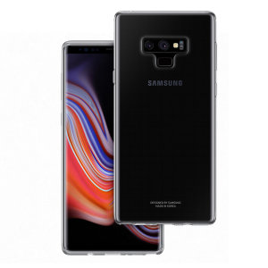 This Official Samsung Clear Cover is the perfect accessory for your Samsung Galaxy Note 9 smartphone.