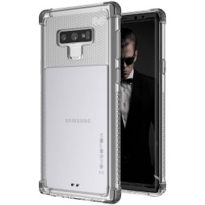 The Covert 2 protective bumper case in black from Ghostek provides your Samsung Galaxy Note 9 with fantastic protection, whilst highlighting its superb design. Reinforced corners and provide extra drop protection for such a slim case.