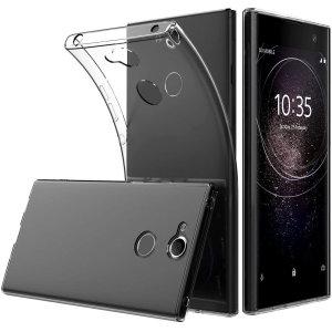 Fabricada específicamente para el Sony Xperia XA2 Plus, esta funda Olixar Ultra-Thin Gel proporciona una excelente protección en un formato delgado y ligero.