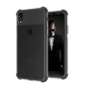 The Covert 2 protective bumper case in black from Ghostek provides your iPhone XR with fantastic protection, whilst highlighting its superb design. Reinforced corners and provide extra drop protection for such a slim case.