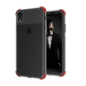 The Covert 2 protective bumper case in red from Ghostek provides your iPhone XR with fantastic protection, whilst highlighting its superb design. Reinforced corners and provide extra drop protection for such a slim case.