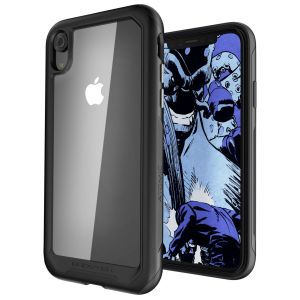 Equip your iPhone XR with the most extreme and durable protection around! The black Ghostek Atomic provides rugged drop and scratch protection whilst keeping the phone slim.