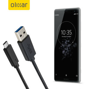 Make sure your Sony Xperia XZ3 is always fully charged and synced with this compatible USB 3.1 Type-C Male To USB 3.0 Male Cable. You can use this cable with a USB wall charger or through your desktop or laptop.