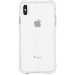 Ultra slim protection for your iPhone XS Max with the Case-Mate Tough Clear case. Featuring an all-in-one design and drop tested up to 10 feet, this case provides reliable protection and a minimalist look that shows off every aspect of the new iPhone.