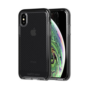 Tech21 Evo Check case for iPhone XS features three layers of ultimate protection against scratches, bumps and drops. Despite being ultra-thin and lightweight, the case protects your device from drops of up to 12ft (3.66m)!
