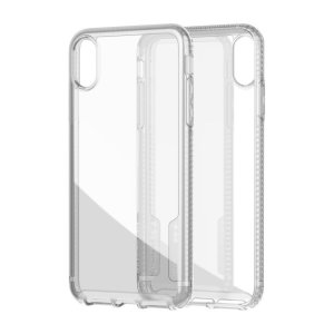Tech21 Pure Clear case allows you to flaunt the natural beauty of your iPhone XR, while keeping it well protected from scratches, bumps and drops of up to 10ft. It also offers an ulta-thin and lightweight design, which looks good in any setting.