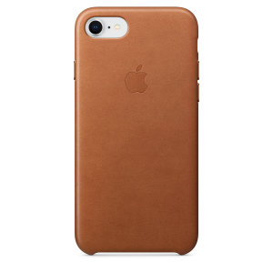 These Apple-designed cases fit snugly over the curves of your iPhone without adding bulk. They're made from specially tanned and finished French premium leather, so the outside feels soft to the touch and develops a natural patina over time.