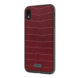The Neo Collection Croco Pattern from Kajsa provides a substantial military grade protection for your iPhone XR, yet stays stylish, due to its genuine leather design in red. Enjoy a durable dual layered, lightweight and sleek-looking case.