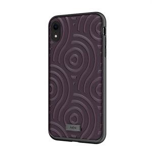 Die Briquette Sphere Collection von Kajsa bietet einen umfassenden Schutz für Ihr iPhone XR in militärischer Qualität und bleibt dennoch stilvoll, dank ihres strukturierten Designs in lila. Genießen Sie ein langlebiges, zweilagiges, leichte und elegante Hülle.