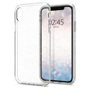 Durable and lightweight, the Spigen Liquid Crystal Glitter series for the iPhone XR offers premium protection in a slim, form-fitting, stylish package with a sparkling Cystal Quartz pattern to accentuate your phone's own dynamic beauty.