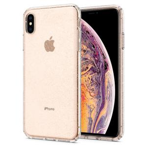 Durable and lightweight, the Spigen Liquid Crystal Glitter series for the iPhone XS Max offers premium protection in a slim, form-fitting, stylish package with a sparkling Crystal Quartz crystal pattern to accentuate your phone's own dynamic beauty.