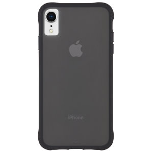 Ultra slim protection for your iPhone XR with the Case-Mate Tough Case in matte black. Featuring an all-in-one design and drop tested up to 10 feet, this case provides reliable protection and a minimalist look.