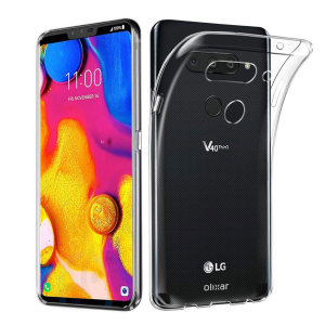 Custom moulded for the LG V40 ThinQ, this 100% clear FlexiShield case by Olixar provides slim fitting and durable protection against damage while adding next to nothing in size and weight.