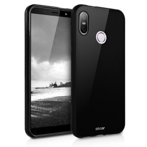 Fabriquée sur mesure pour votre HTC U12 Life en coloris noir, la coque Olixar FlexiShield est dotée d'une conception robuste en gel et offre une excellente protection à votre smartphone au quotidien.