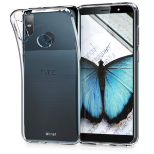 Custom moulded for the HTC U12 Life, this 100% clear Ultra-Thin case by Olixar provides slim fitting and durable protection against damage
