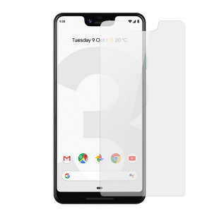 This Olixar ultra-thin tempered glass screen protector for the Google Pixel 3 XL offers toughness, high visibility and sensitivity all in one package.