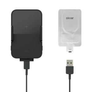 Mantenga seguro su Samsung Galaxy S9 Plus mientras viaja con este soporte de coche oficial de Samsung.