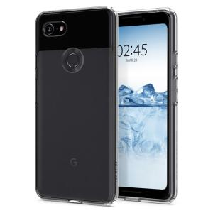 Durable and lightweight, the Spigen Liquid Crystal series for the Google Pixel 3 offers premium protection in a slim, stylish package. Carefully designed the Liquid Crystal case is form-fitted for a perfect fit.