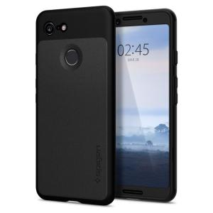 Durable and non-slip material coated, the Spigen Thin Fit series case and Glass Screen Protector for the Google Pixel 3 offers premium 360 degree protection for your shiny new handset, all in a slim fitting, lightweight and stylish design.