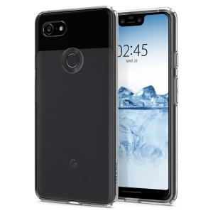 Durable and lightweight, the Spigen Liquid Crystal series for the Google Pixel 3 XL offers premium protection in a slim, stylish package. Carefully designed the Liquid Crystal case is form-fitted for a perfect fit.