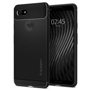 Meet the newly designed rugged armor case for the Google Pixel 3. Made from flexible, rugged TPU and featuring a mechanical design, including a carbon fibre texture, the rugged armor tough case in black keeps your phone safe and slim.
