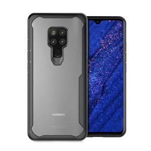 Proporciona una protección perfecta para el Huawei Mate 20 mientras que muestra su elegante diseño de la parte trasera. La funda NovaShield de Olixar combina a la perfección protección y diseño.