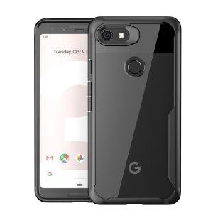 De NovaShield van Olixar is perfect voor Google Pixel 3-bezitters op zoek naar voortreffelijke bescherming die het elegante ontwerp van de smartphone niet schaadt, en combineert het perfecte beschermingsniveau in een slank en helder bumperpakket.