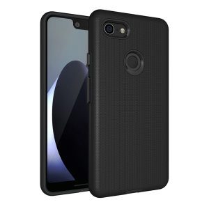 Eiger North Google Pixel 3 XL Dual Layer Protective Case - Black