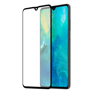 This ultra-thin tempered glass screen protector for the Huawei Mate 20 from Olixar offers toughness, high visibility and sensitivity all in one package.