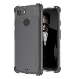 The Covert 2 protective bumper case in black from Ghostek provides your Google Pixel 3 with fantastic protection, whilst highlighting its superb design. Reinforced corners and provide extra drop protection for such a slim case.