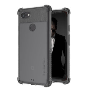 The Covert 2 protective bumper case in black from Ghostek provides your Google Pixel 3 XL with fantastic protection, whilst highlighting its superb design. Reinforced corners and provide extra drop protection for such a slim case.