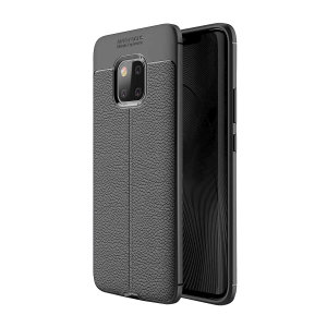 For a touch of premium, minimalist class, look no further than the Attache case from Olixar. Lending flexible, durable protection to your Huawei Mate 20 Pro with a smooth, textured leather-style finish, this case is the last word is style and class.