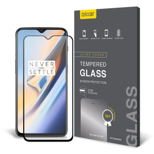 This ultra-thin tempered glass screen protector for the OnePlus 6T from Olixar offers toughness, high visibility and sensitivity all in one package.