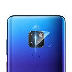 This 2 pack of ultra-thin tempered glass rear camera protectors for the Huawei Mate 20 from Olixar offers toughness and superb clarity for your photography all in one package.