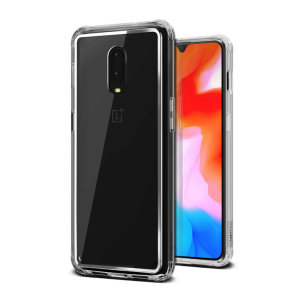 Protect your OnePlus 6T with this precisely designed clear case from VRS Design. Made with a sturdy yet minimalist design, this see-through case offers protection for your phone while still revealing the beauty within.